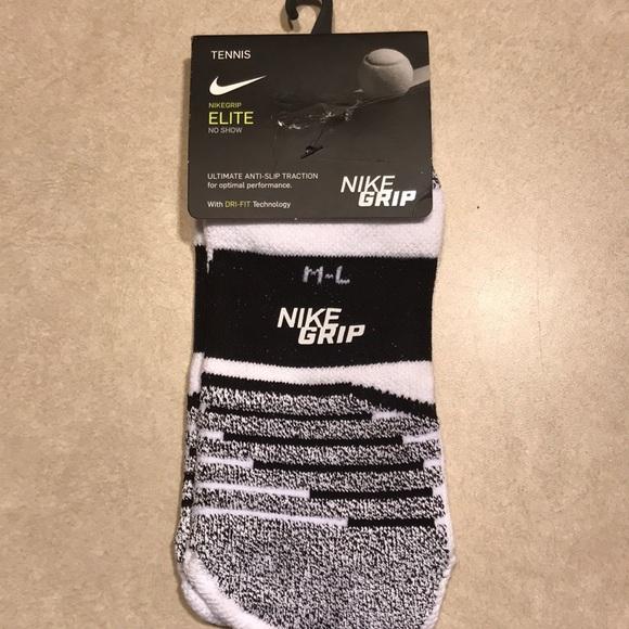 daa6173af Nike Underwear & Socks | Grip Elite Tennis Socks Low | Poshmark
